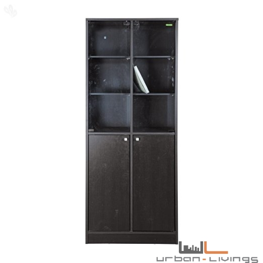 zuari furniture wardrobe. Zuari Super Smart Bookshelf Two Door Imperial Teak Finish 502 Furniture Wardrobe